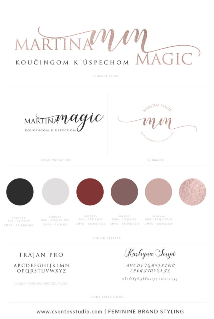 BrandBoard_Martina-Magic